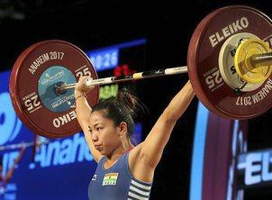 मीराबाई चानू ने तोक्यो ओलंपिक में रजत पदक जीता